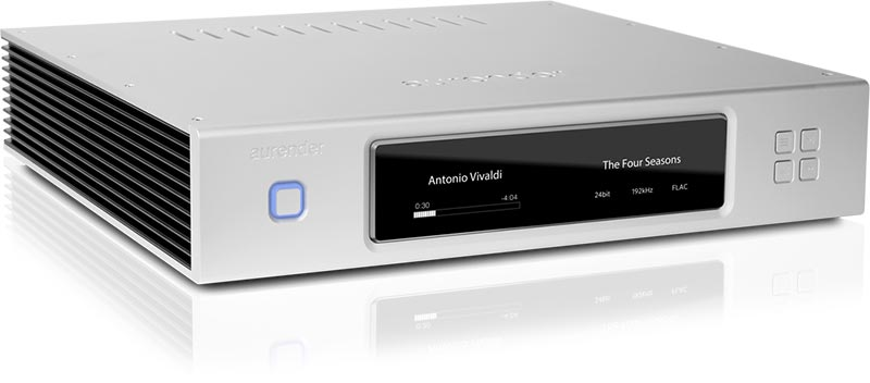 Aurender N10 Caching Music Server
