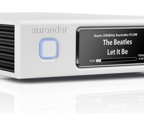 Aurender N100H digital music player