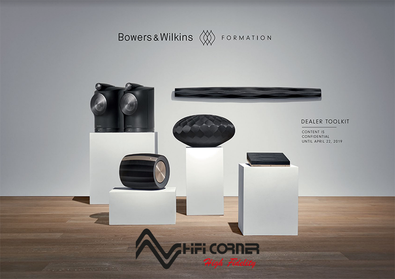 Bowers Wilkins Formation Suite HifiCorner Belgie