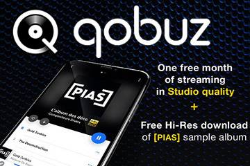 qubuz streaming in studio quality