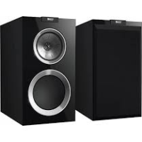 Kef R300 bookshelf of standmount speaker hoogglans zwart