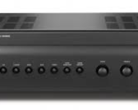 Nad C326Bee Graphite black versterker