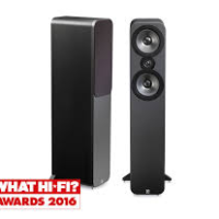Q Acoustics Q3050 Graphite black