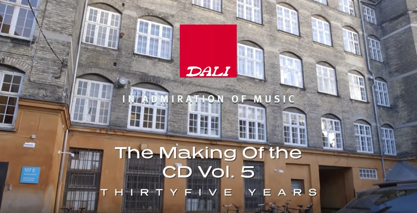 The Making of DALI CD Vol. 5