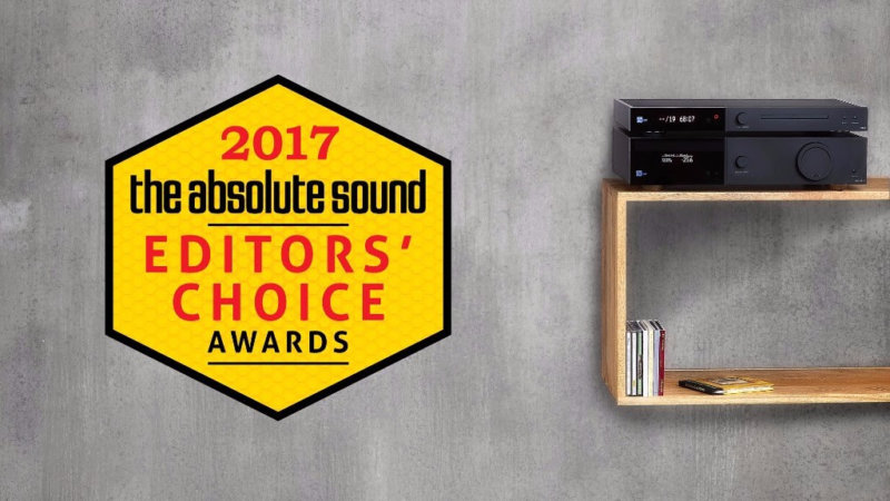 TDAI-2170 Wins The Absolute Sound Editors Choice Award