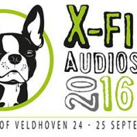 X-fi High End Audioshow in Veldhoven