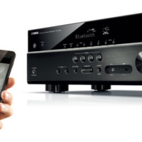Nieuwe Yamaha receivers introduceren je aan Home Entertainment