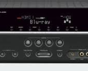 Yamaha Rxv479 netwerk home cinema receiver