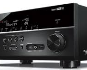 Yamaha Rxv679 netwerk home cinema receiver