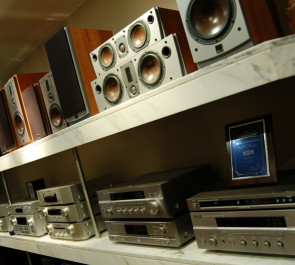 The Wall Of Fame Hifi Corner winkel Schoten