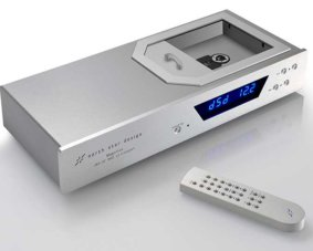 North Star CD-Transport Magnifico en Blue Diamond Integrated Amplifier