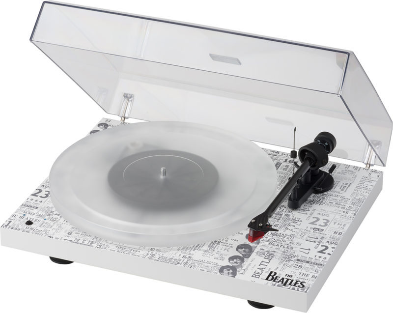 Pro-Ject platenspeler the beatles 1964 recordplayer