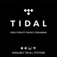 Tidal Audio streaming in high resolution