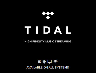 Tidal Audio Streaming